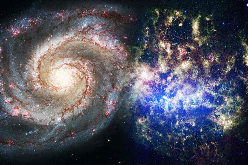 Milchstraßen-Crash steht bevor: Wie viel Zeit bleibt uns noch?