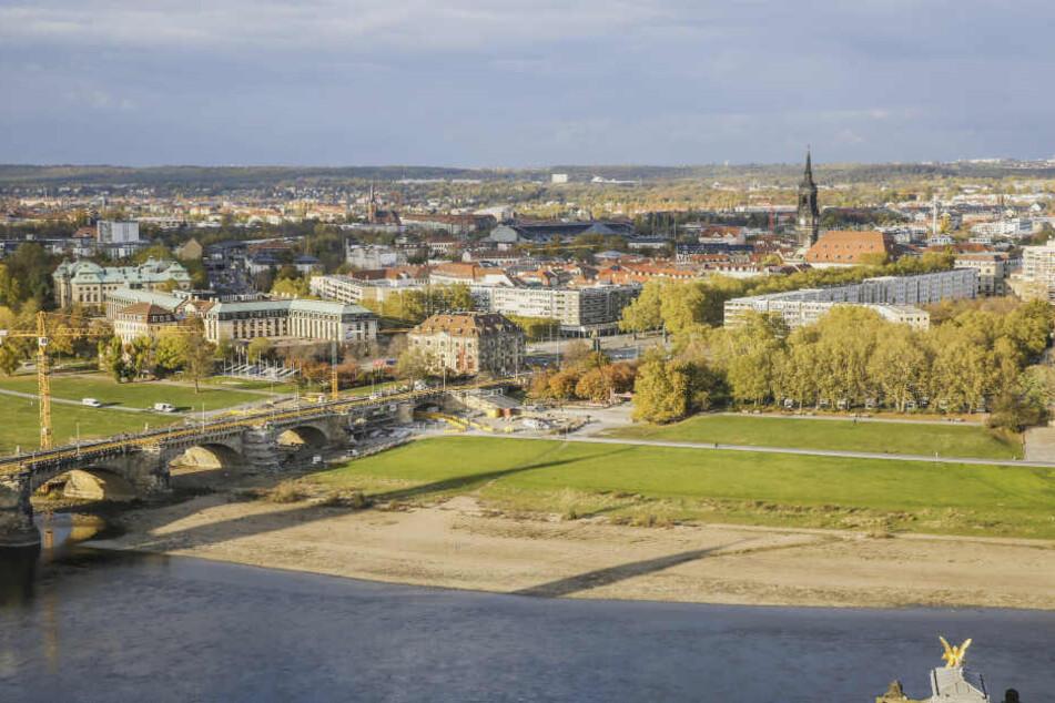 Am Königsufer und auf dem Neustädter Markt sollen weitere Gebäude entstehen.