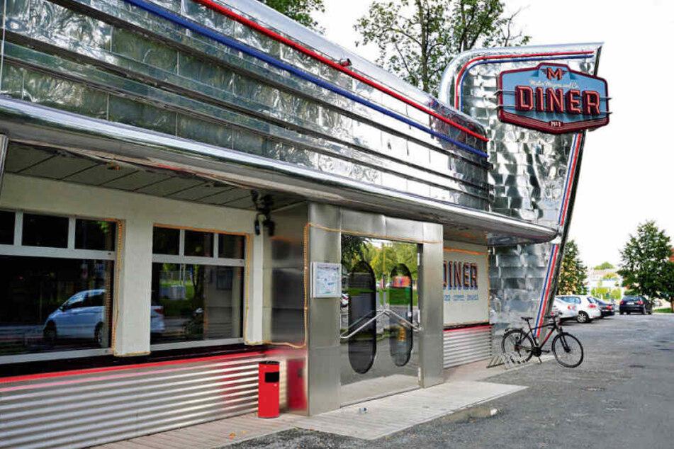 Das Meyers Diner wird am 26. September die Kulisse für einen Film.