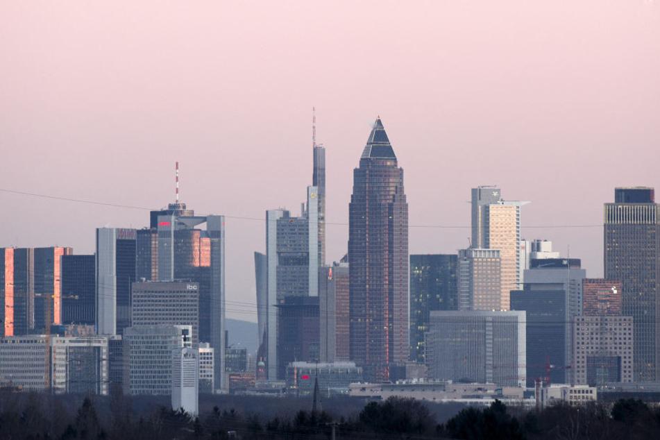 Die Skyline in Frankfurt könnte bald Zuwachs bekommen.