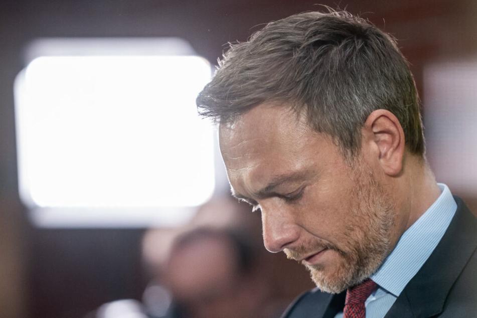 """FDP-Chef Lindner zum Wahl-Eklat in Thüringen: """"Habe Skrupellosigkeit der AfD unterschätzt"""""""