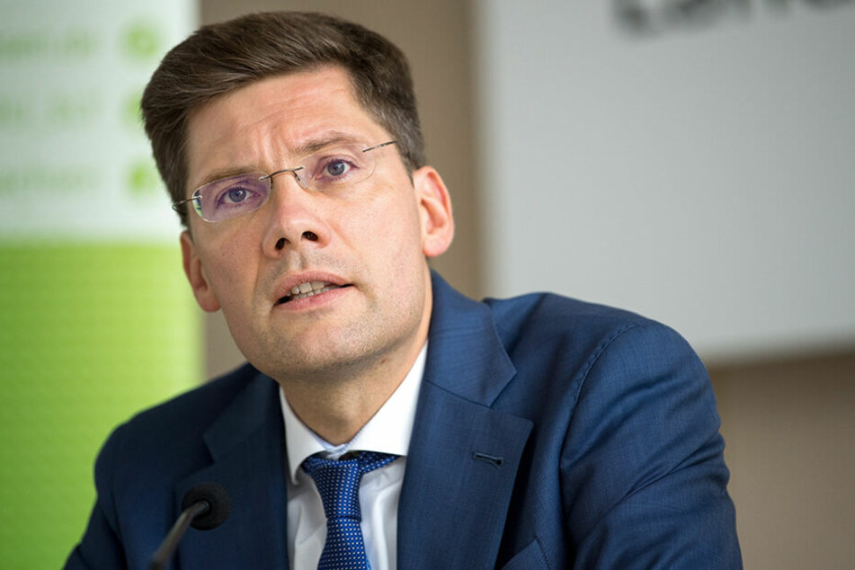 Christian Hirte (42, CDU) findet: Nur herumjammern bringt nichts.