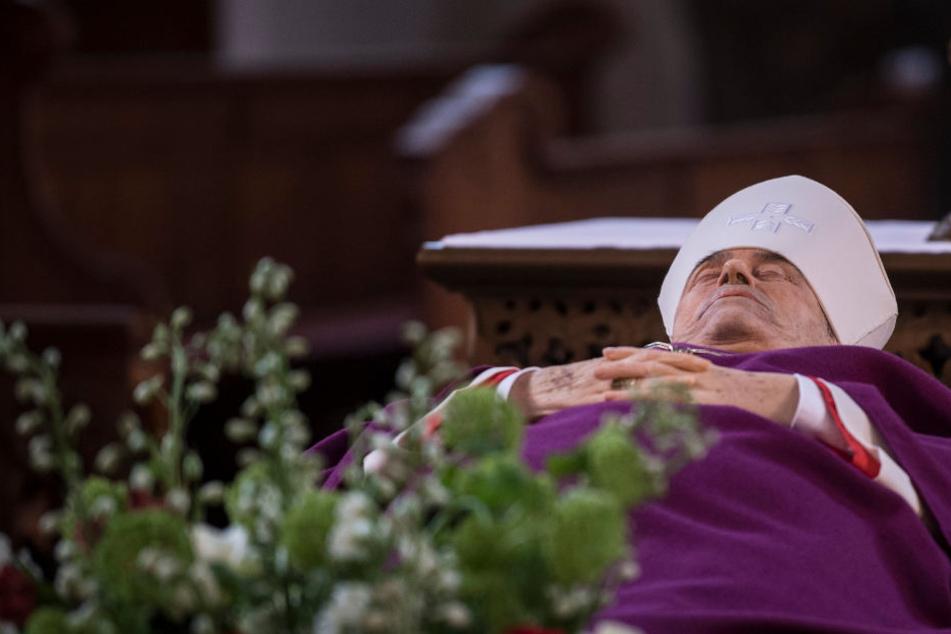 Anteilnahme: Tausende nahmen Abschied von Kardinal Lehmann