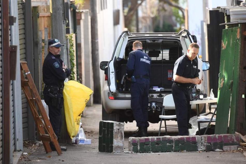 In Sydney wurde offenbar ein Terroranschlag verhindert.