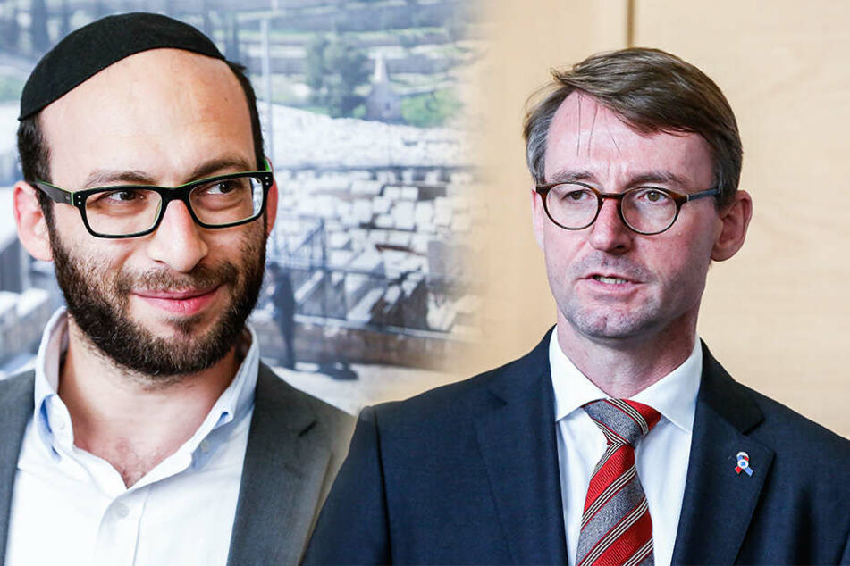 Nach Bluttat in Halle: Sachsens Innenminister Wöller ruft zu Versammlung auf