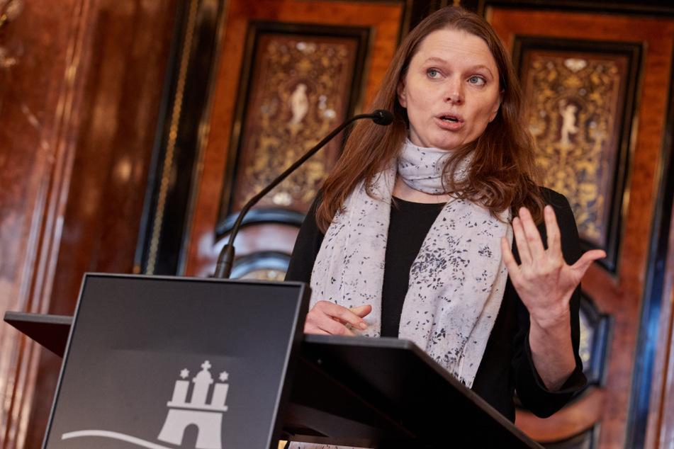 Laut Gesundheitssenatorin Melanie Leonhard (43, SPD) hat Hamburg kaum Impfungen abgesagt.