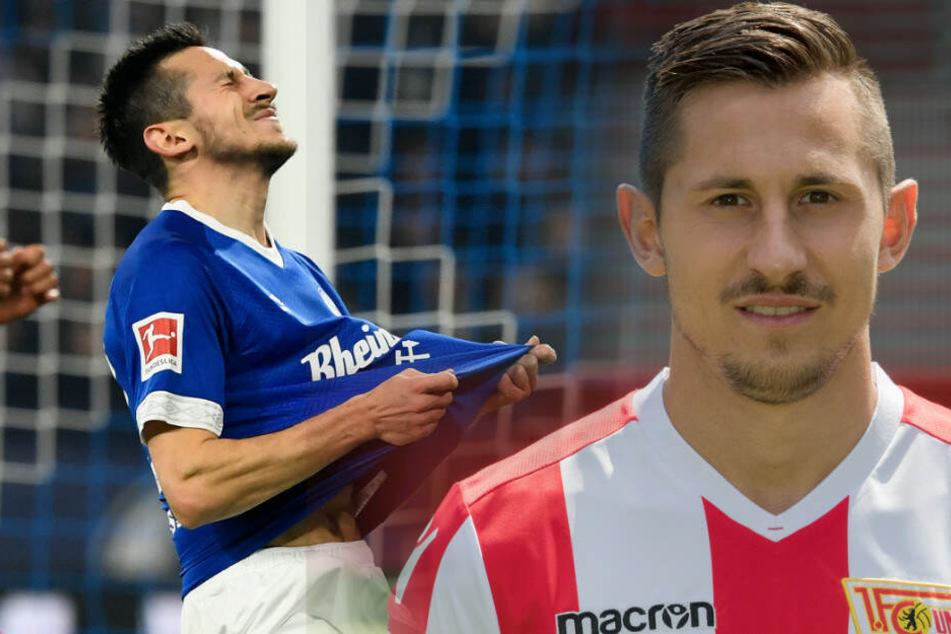 Steven Skrzybski ist bei Schalke 04 derzeit in der Liga noch ohne eine einzige Spielminute.