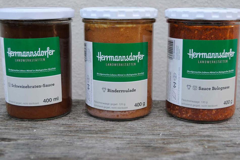 Glassplitter in der Sauce: Rückruf für Herrmannsdorfer Produkte
