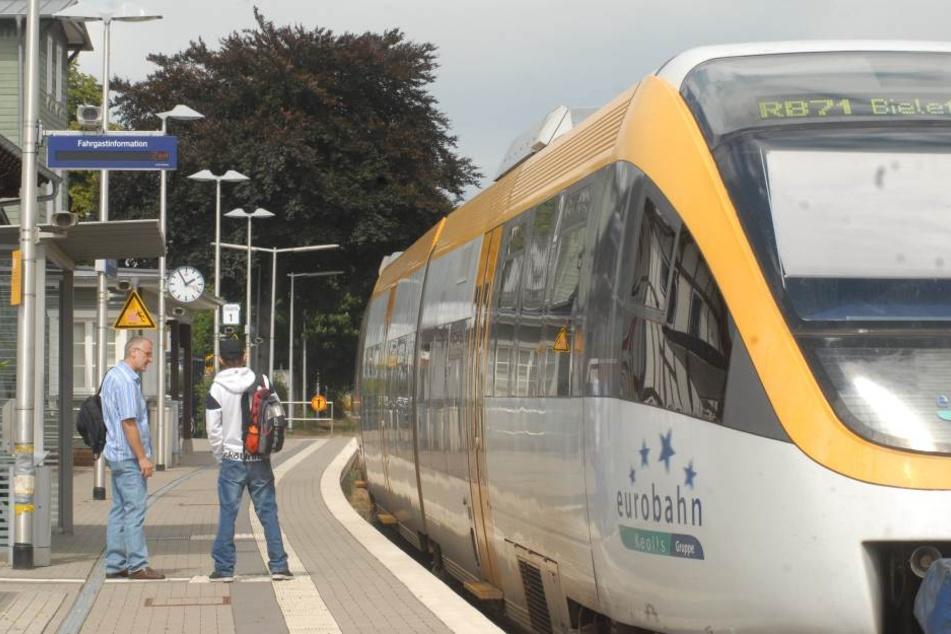 Auf der Strecke nach Hengelo gibt es immer noch Probleme.