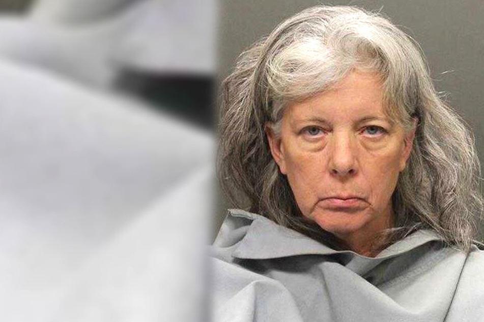 Dorothy Flood (55) wurde von Ersthelfern bewusstlos aufgefunden.