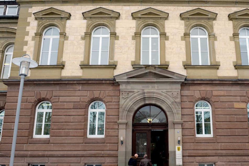 Der Angeklagte floh kurz vor der Urteilsverkündung aus dem Landgericht Hechingen.