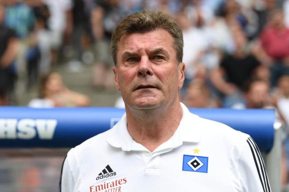 HSV-Trainer Dieter Hecking warnt vor dem kommenden Gegner aus Bochum.