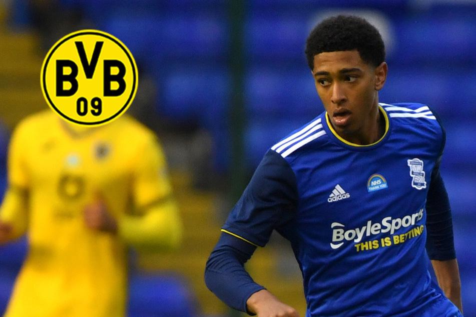 BVB macht Bellingham fix: Mega-Talent bereits zum Medizincheck in Dortmund!