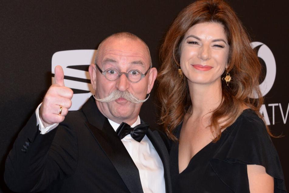 Horst Lichter mit seiner Frau Nada Lichter.