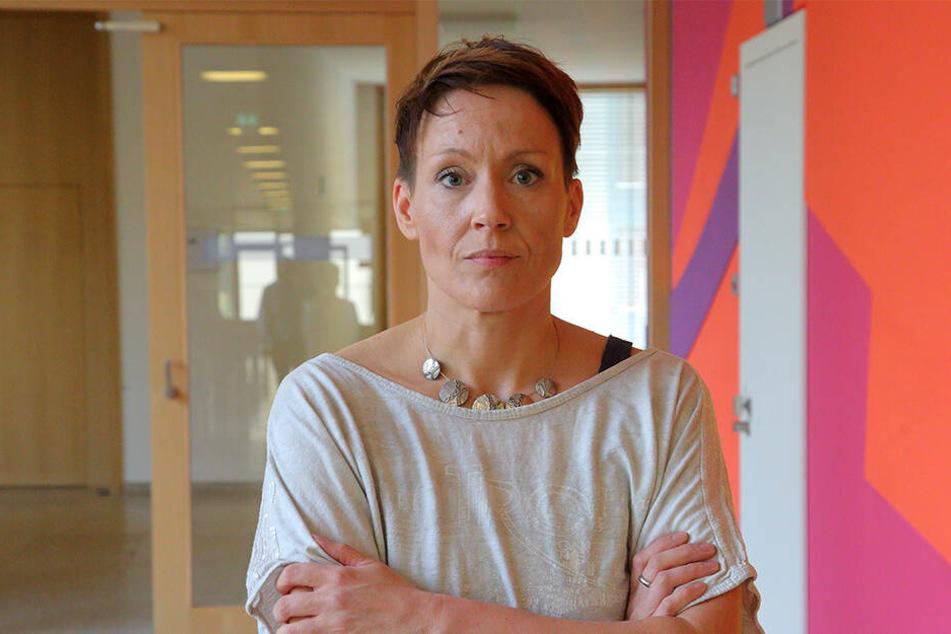 Romy Täubert (38) will endlich wissen, ob bei der Geburt ihres Sohnes Fehler gemacht wurden.