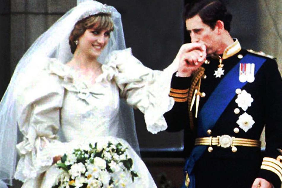 Als Lady Di im Jahr 1981 Prinz Charles heiratete, wusste sie nicht, was es heißt, Prinzessin zu sein.
