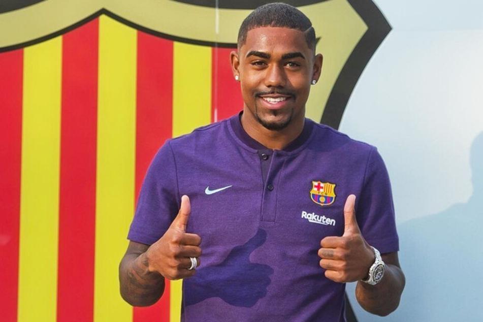 Wechselt der Brasilianer Malcolm vom FC Barcelona zu Borussia Dortmund?