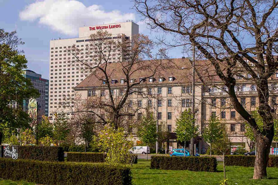 Das Hotelportal zählte in Leipzig 100 Hotels und Pensionen. (Symbolbild)