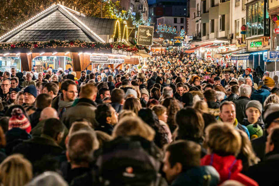 Dieses Jahr werden rund drei Millionen Besucher erwartet.