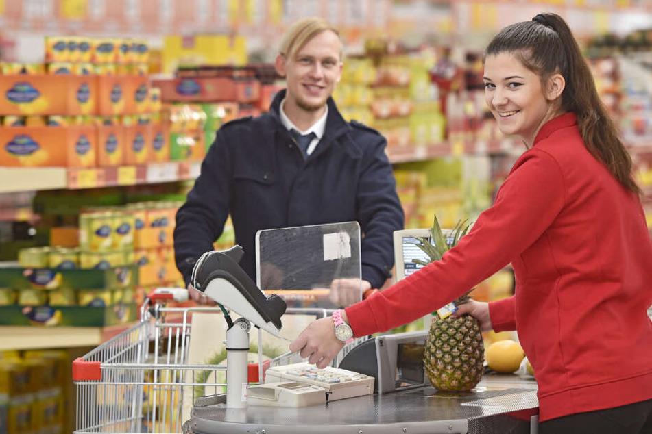 Wenn Du Spaß an der Arbeit mit Kunden hast, sind auch diese zufrieden und kommen wieder.