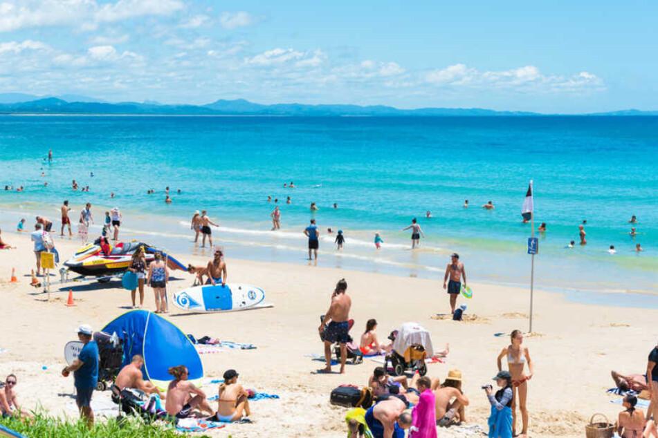 Die Küstenstadt Byron Bay ist ein beliebter Ort bei Urlaubern.