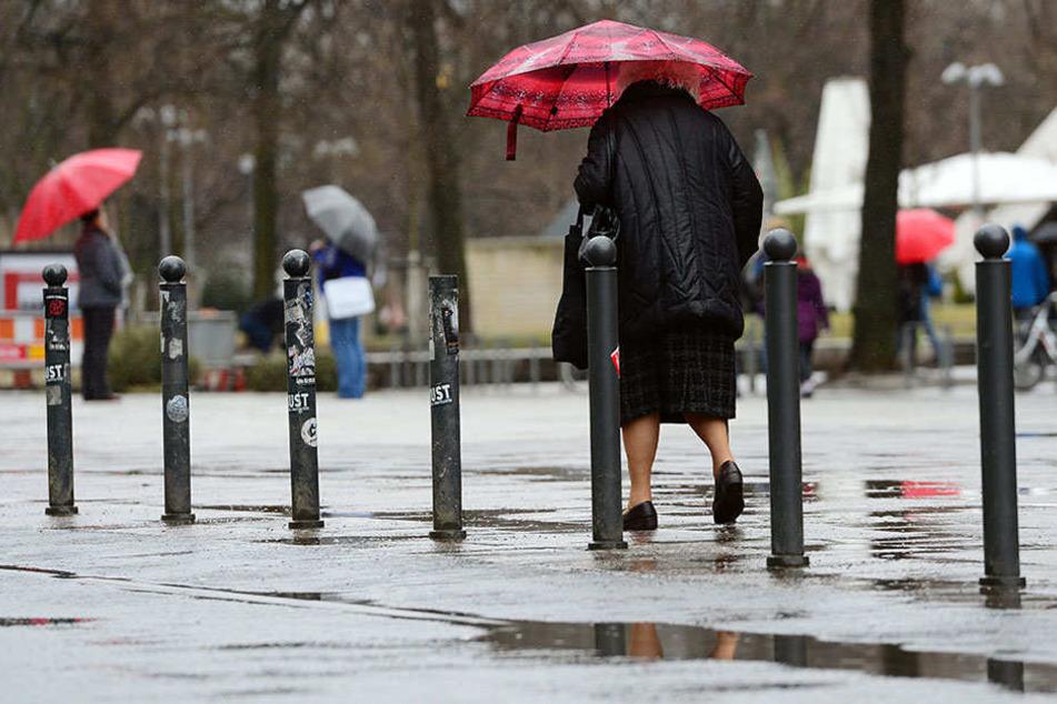 Ab Dienstag heißt es wind- und regenfest anziehen.