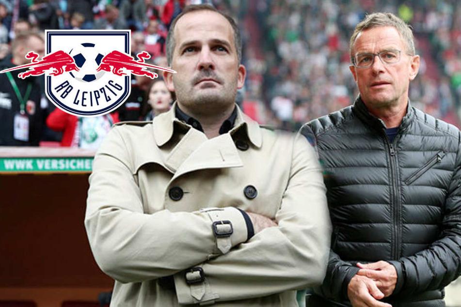 RB Leipzigs Nullnummer gegen Augsburg: Und alle gegen die Schiedsrichter!