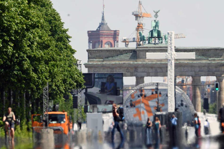Hunderttausende Besucher erwartet: Evangelischer Kirchentag in Berlin beginnt