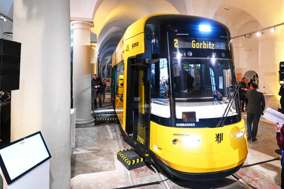 Nach Test mit 16.000 DVB-Fahrgästen: Das soll sich an der Super-Bahn ändern!