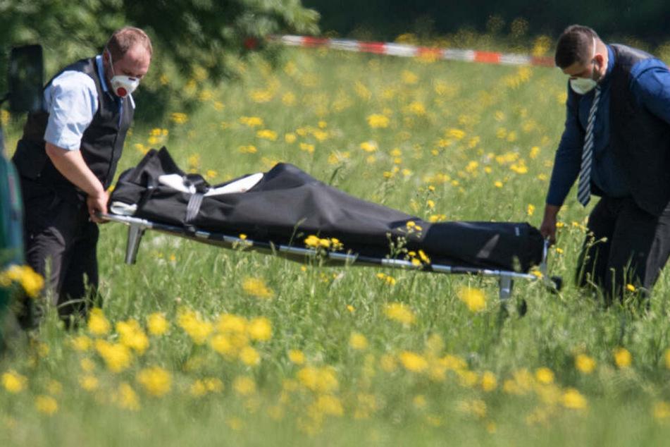 Die Leiche der jungen Frau war im Mai 2018 im Niddapark gefunden worden.