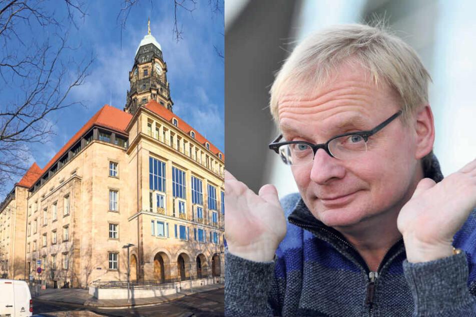 Heftiger Streit im Dresdner Rathaus: Erhält Uwe Steimle die Ehrenmedaille?