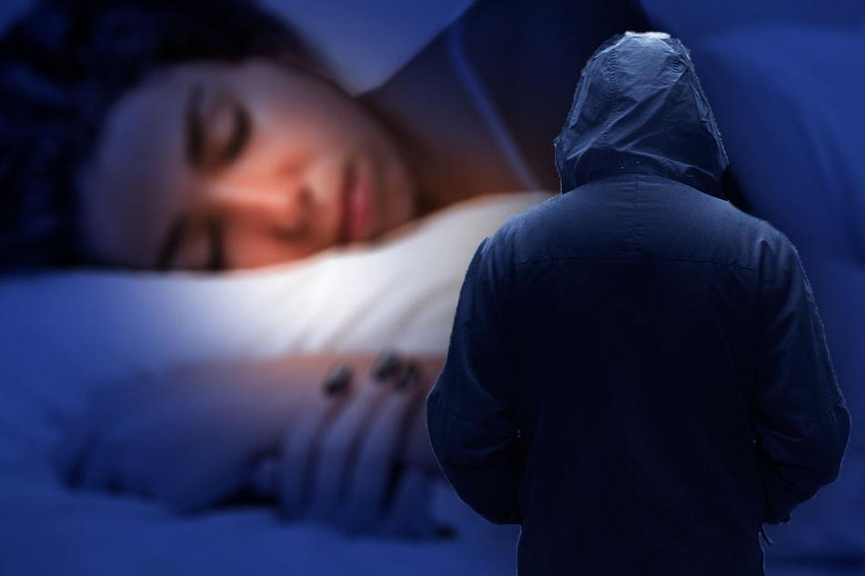 Der Mann brach bei der 17-Jährigen ein und vergewaltigte sie. (Symbolbild)