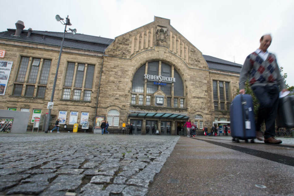 Die neuen ICE-Sprinter fahren demnächst auch vom Bielefelder Hauptbahnhof.