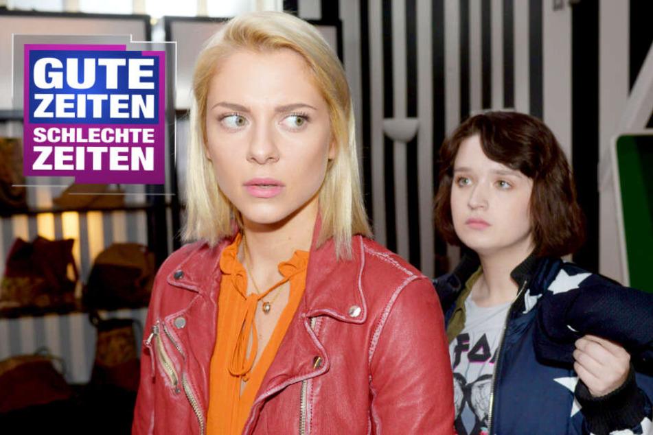"""""""Grausam und brutal!"""" Entführungs-Drama bei GZSZ?"""