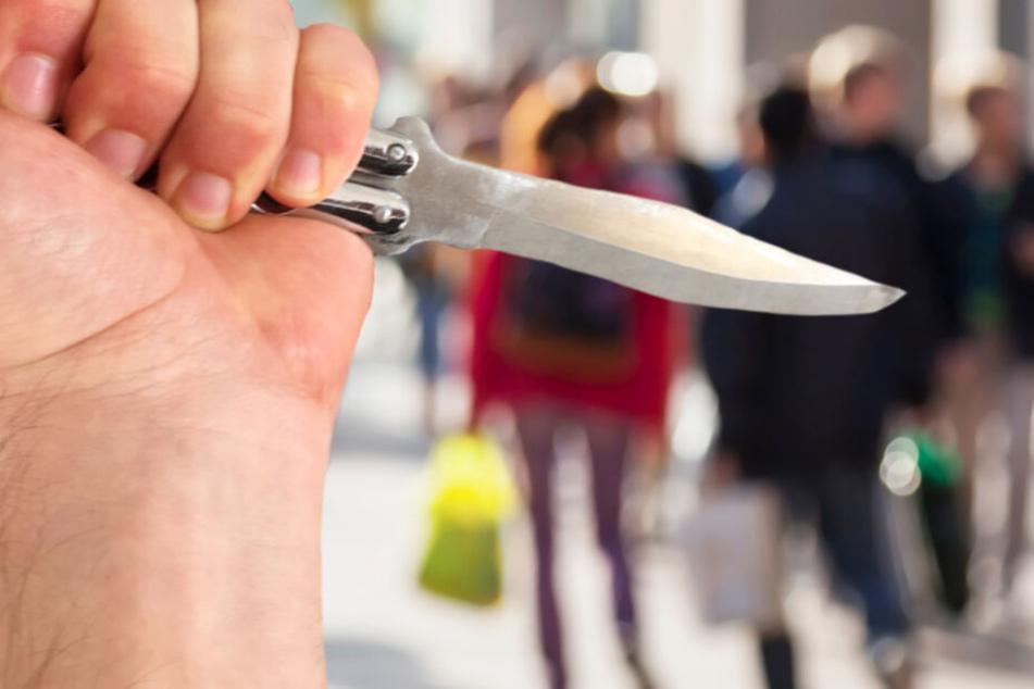 Die Attacke ereignete sich in einer Fußgängerzone in Bad Kissingen (Symbolbild).