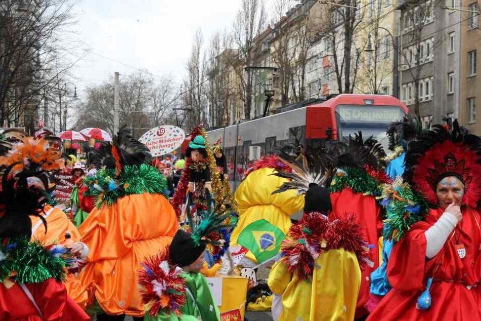 Karneval in Köln: KVB fahren viele Extraschichten