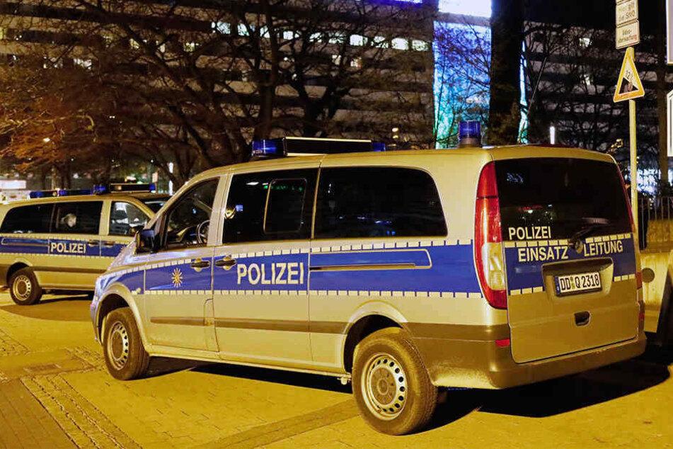 Mitten in der Chemnitzer City: Teenager attackieren Männer