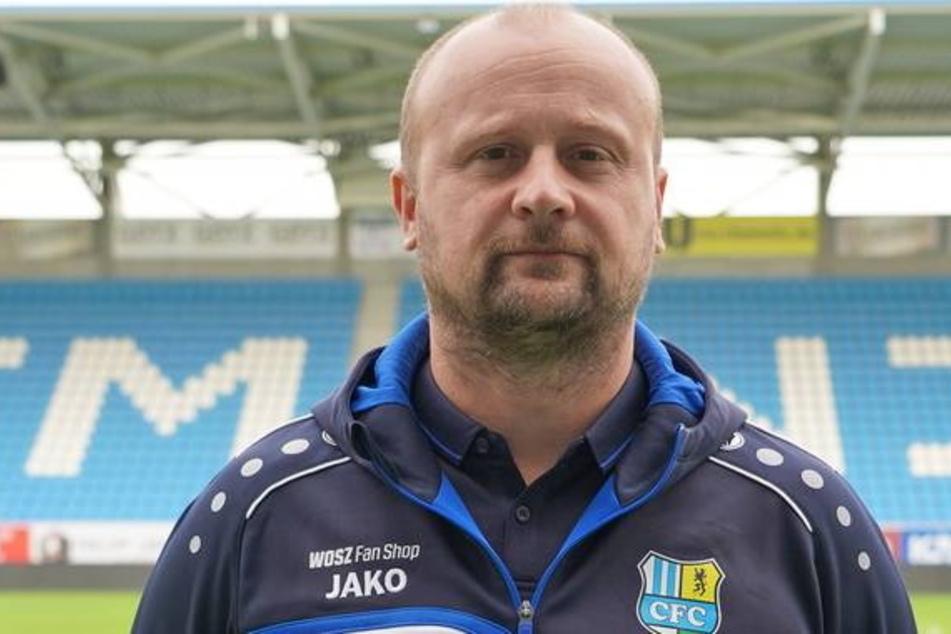 Torsten Wappler (43) ist der Chefcoach der U17-Mannschaft.