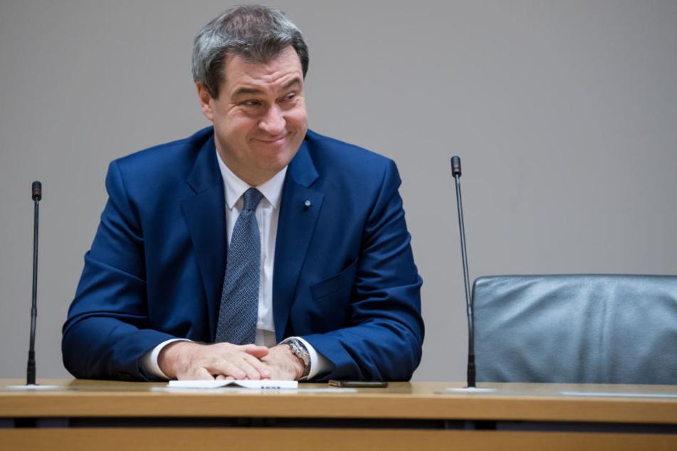 Markus Söder verspricht der CDU Teamplay.