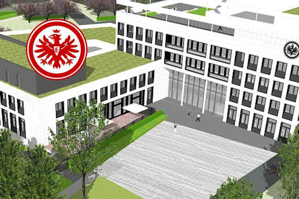 Nach sportlichem Höhenflug: Eintracht pimpt ihre Infrastruktur auf
