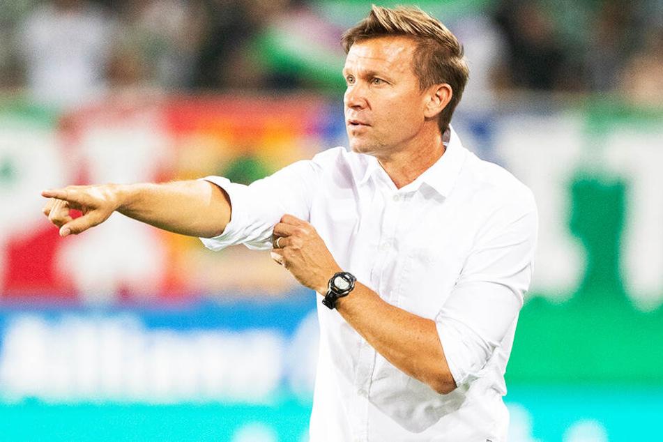Salzburgs neuer Coach Jesse Marsch hat bislang alle Pflichtspiele der Saison mit RB gewonnen - meist auf spektakuläre Art und Weise.