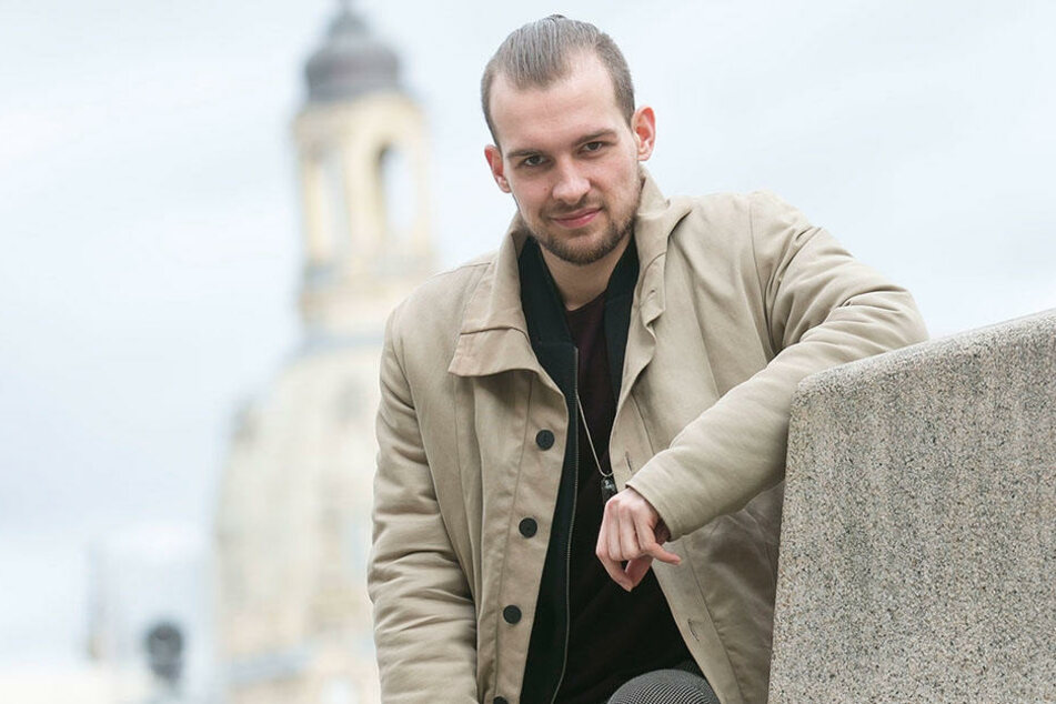 Das verspricht GZSZ-Star Eric Stehfest seinen Dresdner Fans