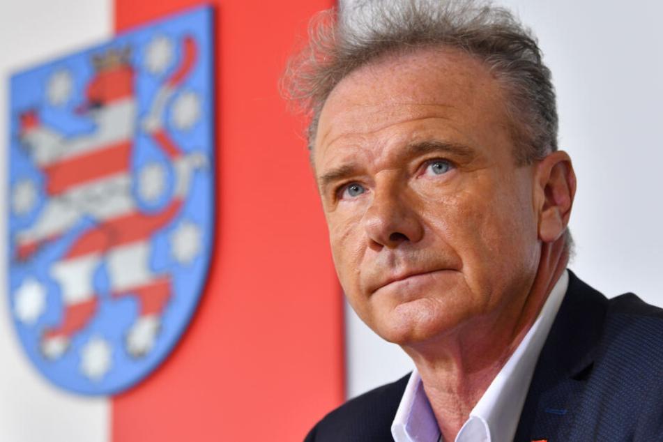 Michael Heym hatte schon nach der Landtagswahl für Aufsehen gesorgt.