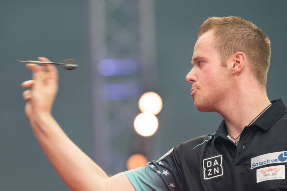 Max Hopp will bei der EM mindestens das Viertelfinale erreichen.