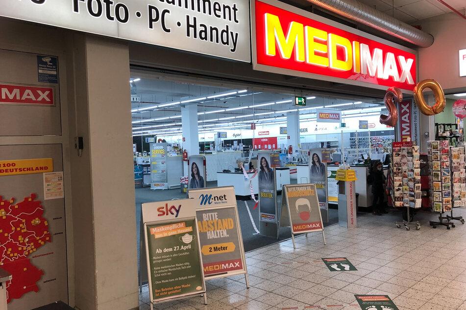 Verrückt wie günstig Ihr bei MEDIMAX jetzt an Technik kommt