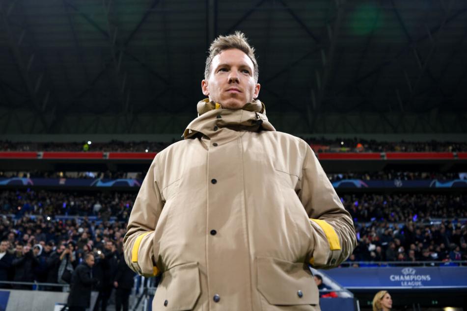 Julian Nagelsmann (32) hat Geschichte geschrieben. Er ist der erste Trainer, der mit RB Leipzig ins Achtelfinale der Champions League eingezogen ist und der jüngste Coach überhaupt in der K.o.-Runde.