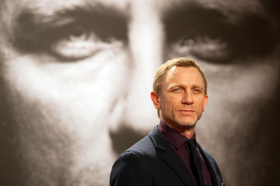 Demnächst in seinem letzten James-Bond-Abenteuer zu sehen: Daniel Craig.