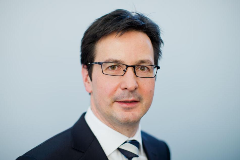 Der Innogy-Manager Bernhard Günther.
