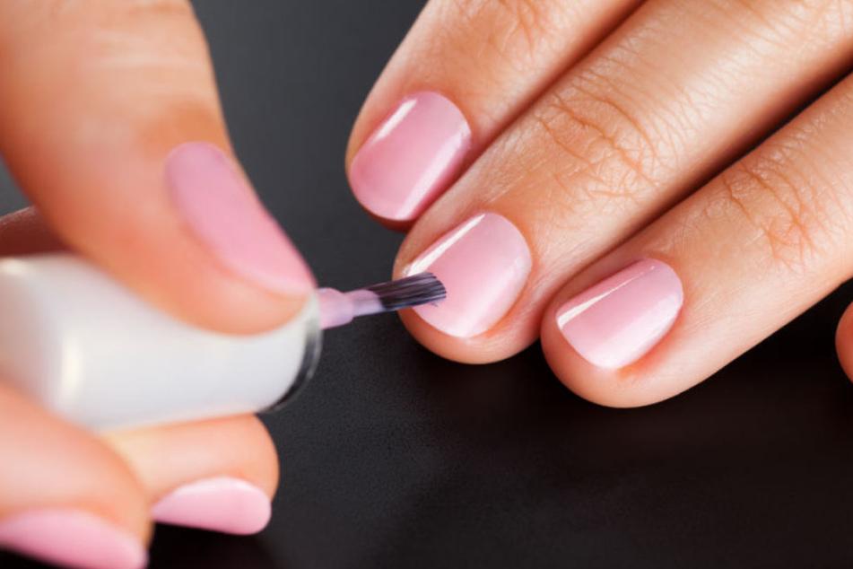 Schnell Trocknender Nagellack Von Wegen Test Deckt Irrtum Auf Tag24