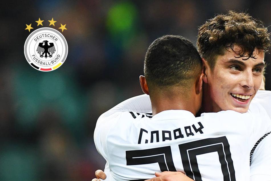 Tor-Geilheit ist zurück! DFB-Elf feiert höchsten Sieg des Jahres gegen Russland!